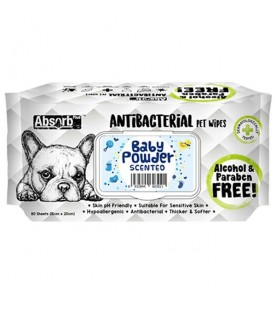 servetele-umede-pet-wipes-pentru-caini-antibacteriale-baby-powder