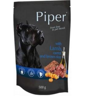 piper-lamb-carrot-brown-rice-conserva-caini-carne-miel-morcovi-orez-brun