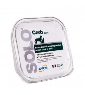 solo-cerb-hrana-monoproteica-caini-si-pisici-solo-100%-carne-cerb