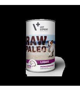 raw-paleo-light-hrana-umeda-monoproteica-caini-adulti-obezi-supraponderali-miel