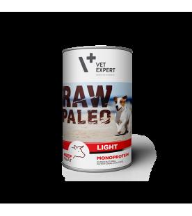 raw-paleo-light-hrana-umeda-monoproteica-caini-adulti-obezi-supraponderali-vita