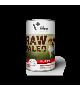 raw-paleo-puppy-hrana-umeda-monoproteica-caini-juniori-vita