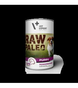 raw-paleo-puppy-hrana-umeda-monoproteica-caini-juniori-miel