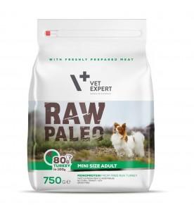 raw-paleo-mini-adult-hrana-uscata-caini-raw-paleo-adult-de-talie-mica-80%-carne